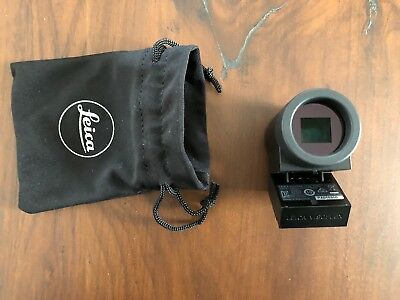 Leica Visoflex (Typ 020) Electronic Viewfinder  18767 Mint In Box