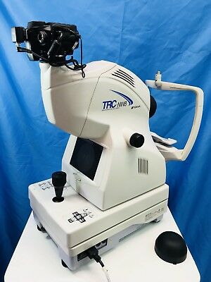Topcon TRC-NW8 Digital Fundus Camera with Nikon  camera