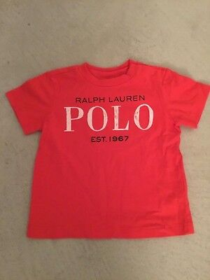 Original Polo Ralph Lauren Baby  Shirt 9 Monate Neu