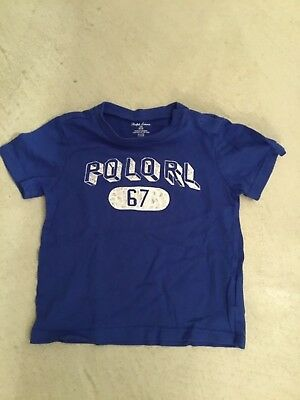 Original Polo Ralph Lauren Baby  Shirt 12  Monate Neu