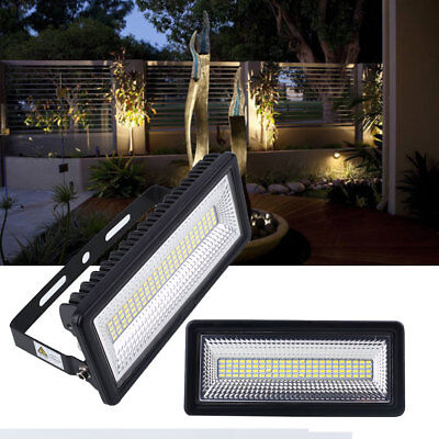 LED Floodlights Lamp Lights 50W 92SMD Spotlight For Outdoor White 6000lm