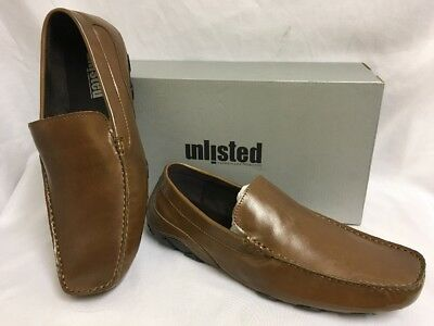 KENNETH COLE UNLISTED FIRST STRING BROWN COGNAC JMH6SY024 901 SIZE 11 or 12 MED