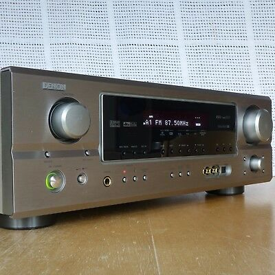 Denon AVR-1905 Dolby 7.1 Channel Surround Sound Integrated Amplifier 24bit DACs