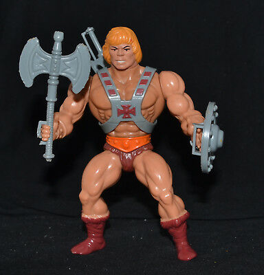 MotU / He Man - Malaysia / Masters of the Universe / Vintage 80er