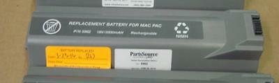 Battery - GE Marquette 5000, 5500, Mac Pac, Mac Stress, EKG, 900770-001 5962