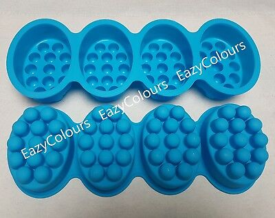 Massage Bar Soap Mould 4 Cell