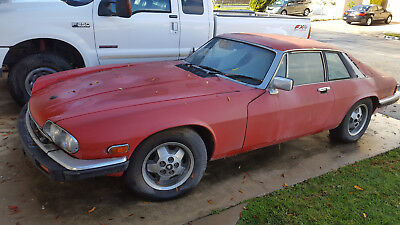 1986 Jaguar XJS  1986 jaguar xjs  -Great Project Car