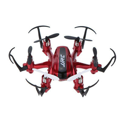 JJRC H20 RC Quadcopter 2.4G 4Ch 6Axis Gyro Nano Hexacopter Drone CF RTF red V DT