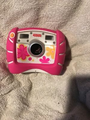Fisher Price Mattel V2751/V2752 Kid Tough Digital Camera (2010), Pink
