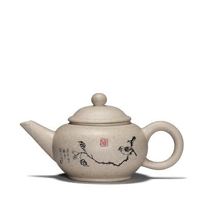 Rare YiXing Ceramic teapot handmade kung fu tea set Ore BaNi tea pot 150cc