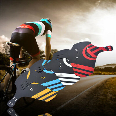 1Pc Ultra Thin MTB Mudguard Bike Mountain Bicycle Fender For Bicycle Front Forks