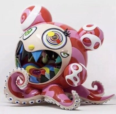 2017 Takashi Murakami x ComplexCon | Mr DOB (A) Toy | RARE | Ships - MARCH 2018