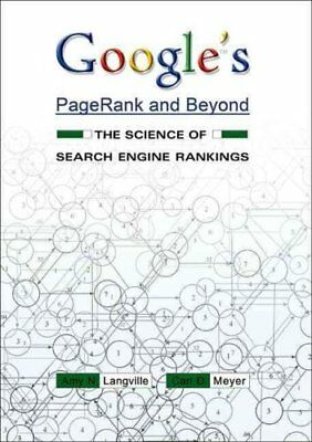 Google's PageRank and Beyond The Science of Search Engine Rankings 9780691152660