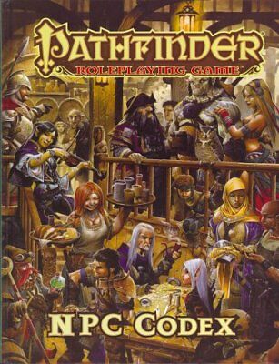 Pathfinder Roleplaying Game: NPC Codex by Jason Bulmahn 9781601254672