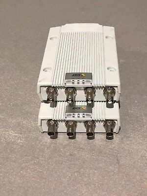 Axis M7014, 4 Channel IP Encoder - Excellent Condition, Tested