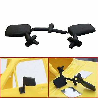 1:10 Flexible Side Rear View Mirrors For RC Rock Crawler Axial SCX10 RC4WD TF2