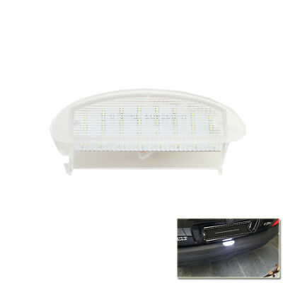 Canbus Error Free Led Number License Plate Lights For Renault Clio Ii Twingo I