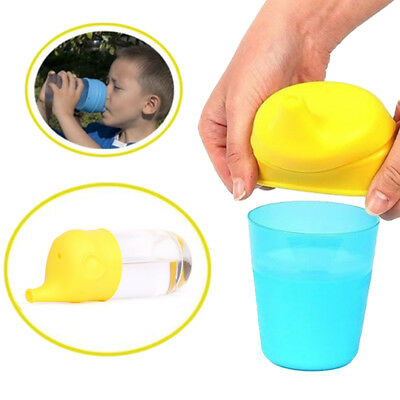 New Products Elegant Suction Cup Useful Safety For Kids Silicone Sippy Lids