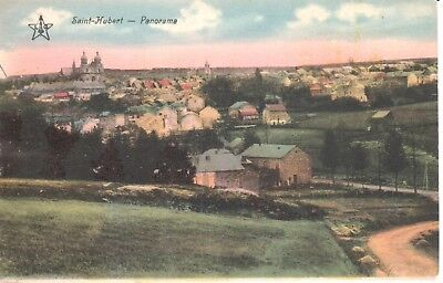 carte postale - Saint-Hubert - CPA - Panorama