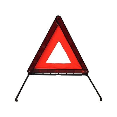 Brutus SAFETY WARNING TRIANGLE Highly Visible Reflectors, Fold Up Design