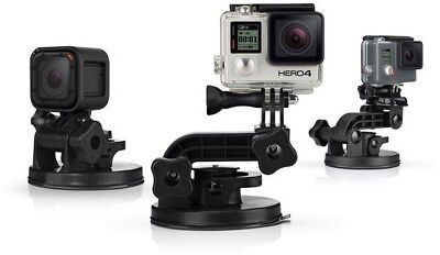Gopro ventosa suction cup. 240km/h