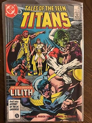 Tales of the Teen Titans (No. 69) DC