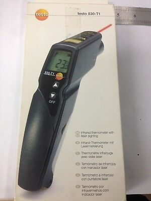 Testo 830-T1 Infrared Thermometer laser sighting