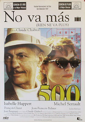 No va mas -- Cartel de Cine Original --