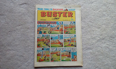 BUSTER COMIC- Nov  17th 1973, Very  good condition