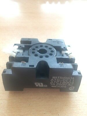 Plug socket, 11 pin screw base  ATC18004 made by Matsushita £5.20 Z1961