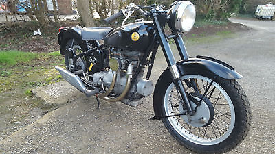 1956 SUNBEAM S8 500cc . NICE OLDER RESTORATION. DELIVERY AVAILABLE
