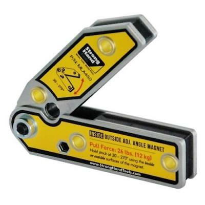 Strong Hand Tools MLA450, Adjustable Magnet 30-270° for Welding & Fabrication