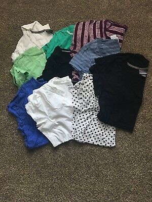 Maternity Shirt Large Lot