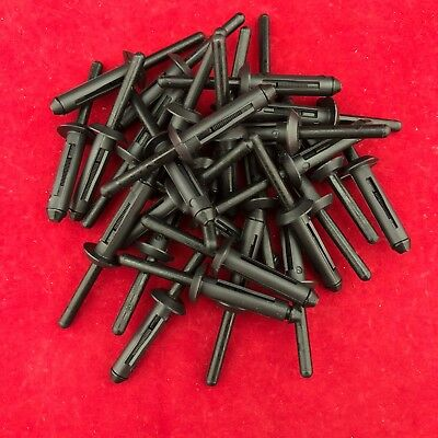 Jeep Chrylser Dodge Plymouth Trim Flare Rivets 6504521 USA SELLER Set of 10
