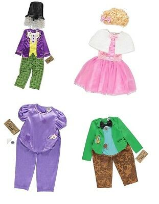 George Charlie & The Chocolate Factory World Book Day Fancy Dress Costume Outfit