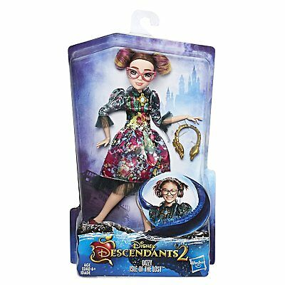 Girls Doll Toy Disney Descendants Dizzy Isle of the Lost Fashionable Figure New