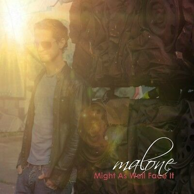 Malone - debut album on CD - For fans of Foo Fighters Concrete And & Gold