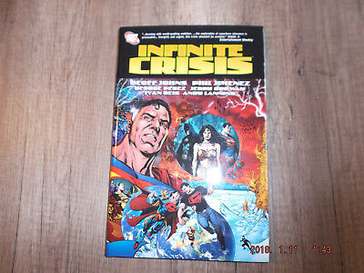 Infinite Crisis Us-Hardcover, Dc