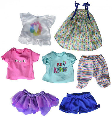 Just Play Baby Alive Mix N' Match Outfit Set Baby Doll