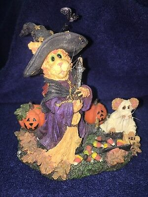 Boyds Bears Purrstone *Sabrina & Boo.. Purrfect Treats* Special Occasion Edition