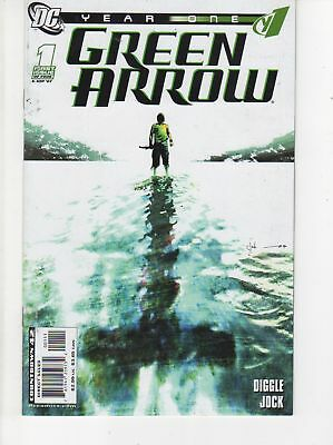 Green Arrow 1 (NM) Year One Mini Series