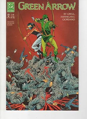 Green Arrow 12 (NM)