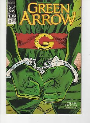 Green Arrow 34 (NM)