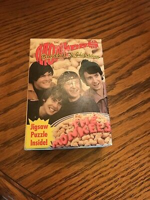 The Monkees Breakfast Of Champions Puzzle