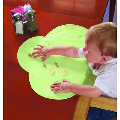 Summer Infant Tiny Diner Portable Placmat Green