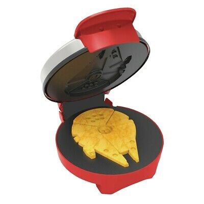 Disney Star Wars Millenium Falcon Waffle Maker - Officially Licensed Waffle Iron