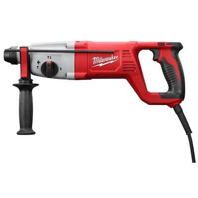 Milwaukee 1 in. SDS D-Handle Rotary Hammer with Hard Case