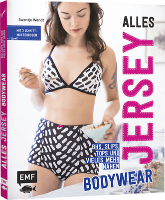 Everything Jersey – Underwear: BHS, Slips, Tops and much more Sew