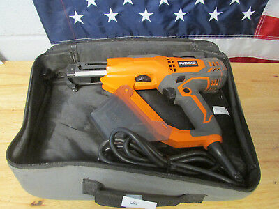 Ridgid R6791 3in. Drywall and Deck Collated Screwdriver #650