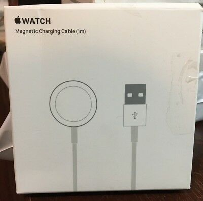 Original  Apple Watch™ Magnetic Charging Cable 1.0 m White MKLG2AM/A A1570